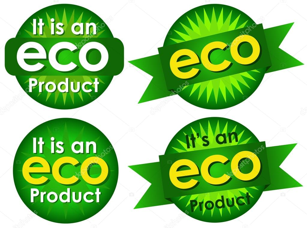 Eco Product Seals