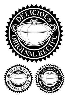 Original Recipe Emblem / Seal