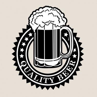 Quality Beer Seal / Badge