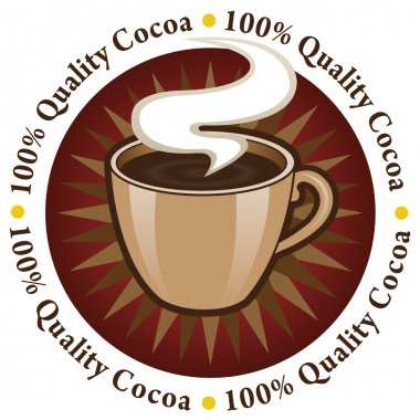 100 Quality Cocoa Seal