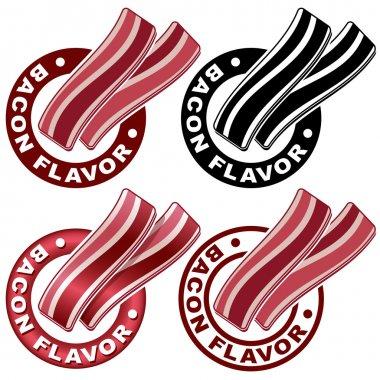 Bacon Flavor Seal / Mark