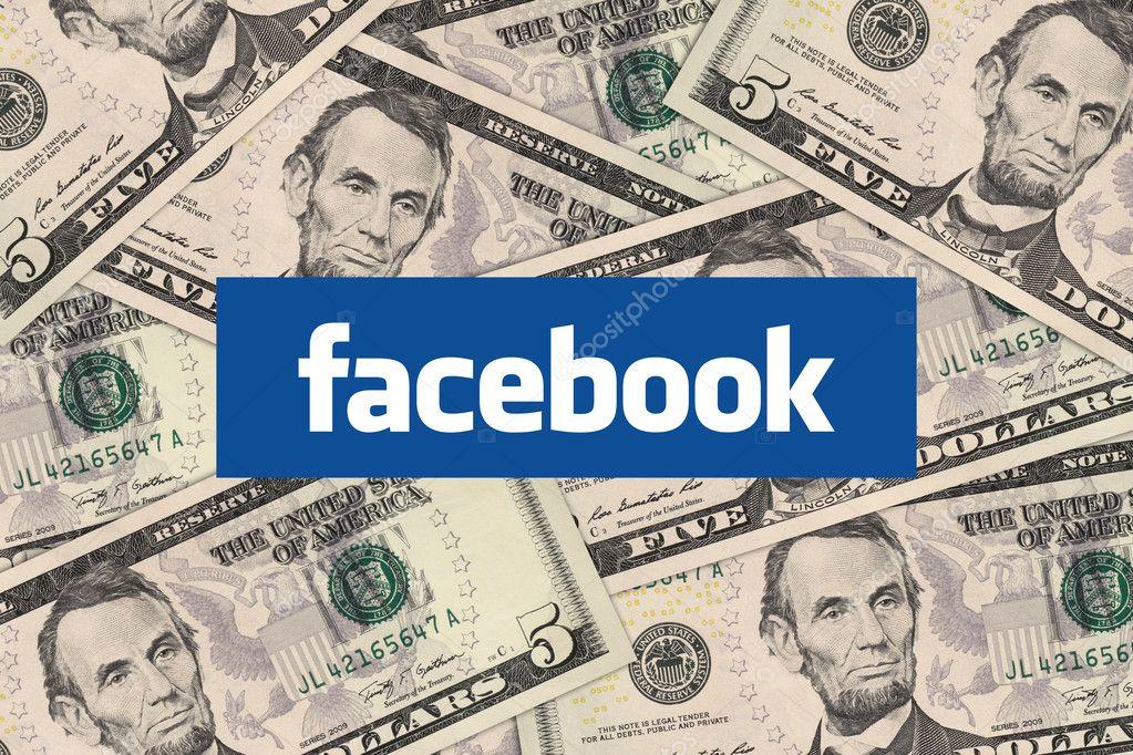 Facebook and cash money