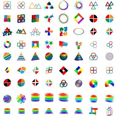 Mega set of logos 25.04.13