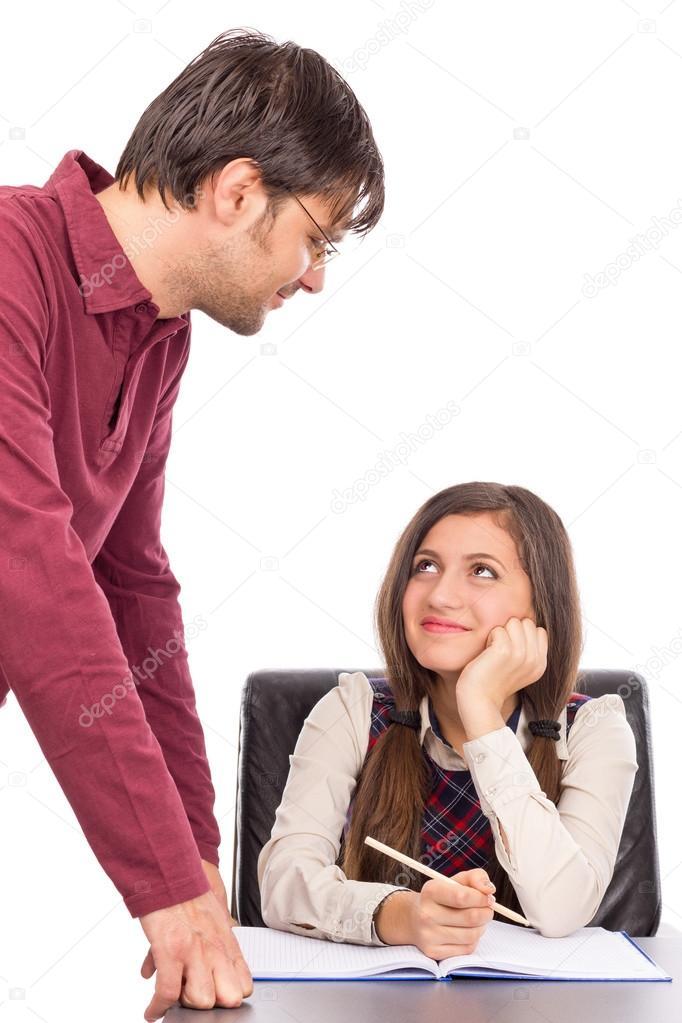 Dating leraar zoon beste STD dating site