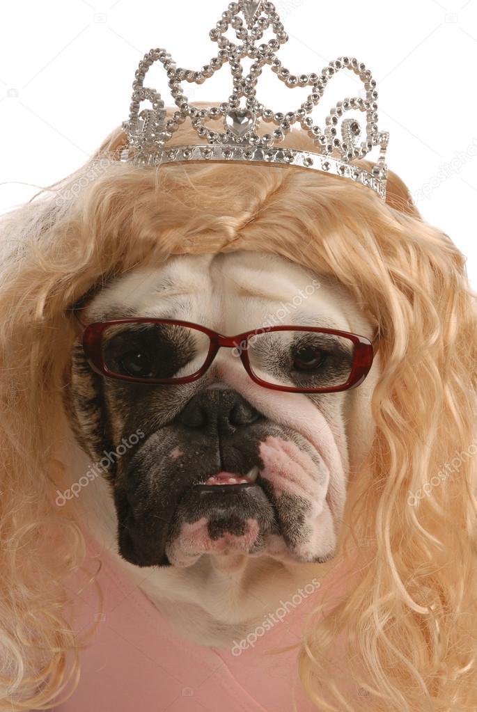 Hässliche Prinzessin