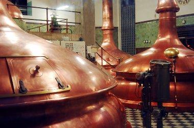 Hasen Brau brewery