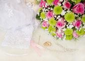 Fotografie snubní prsteny