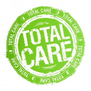 Total care stamp.