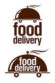 Fotografia segni di consegna cibo