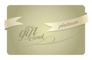 Platinum Gift card.