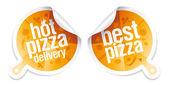 Fotografia migliori adesivi pizza