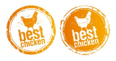 Best chicken stamps.
