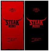 Fényképek steak menü