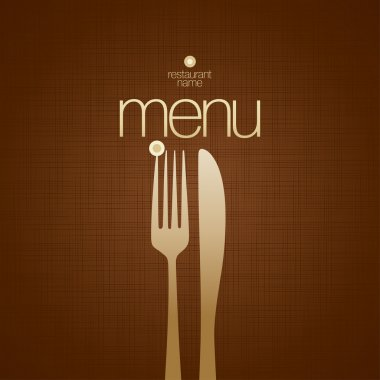 Menu Card Design template.