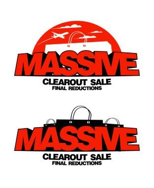 Massive clearout sale designs