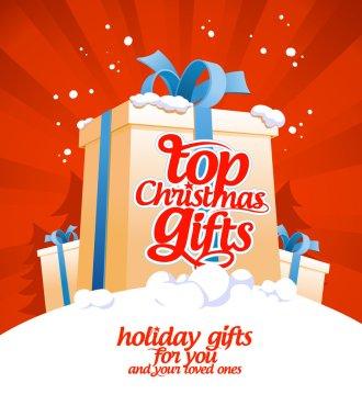 Top Christmas gifts.