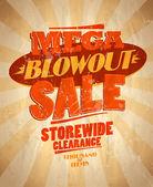 Fotografie Mega Blowout Verkauf Design im Retro-Stil