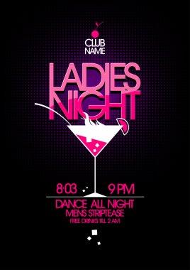 "Картина, постер, плакат, фотообои ""ladies night party ."", артикул 41740863"