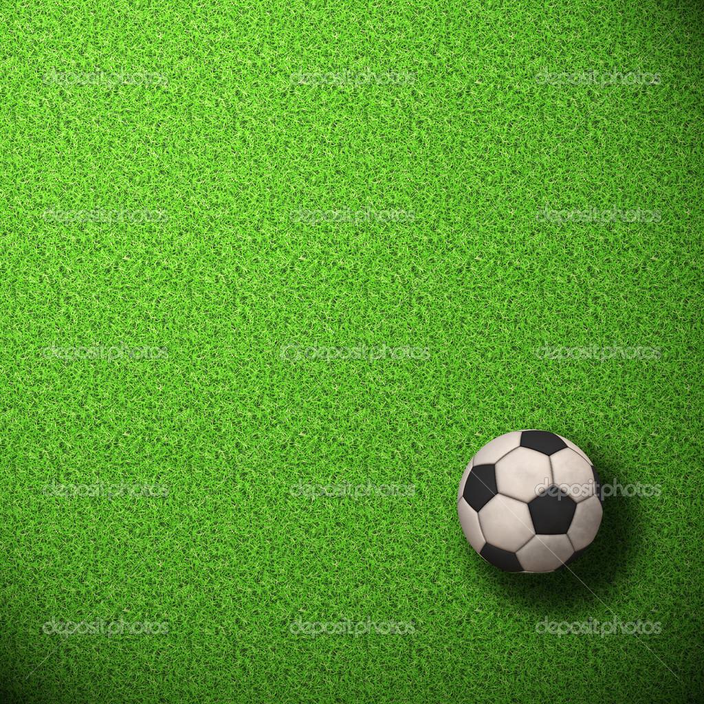 Fussball Wallpaper Stockfoto C Kasza 43442181