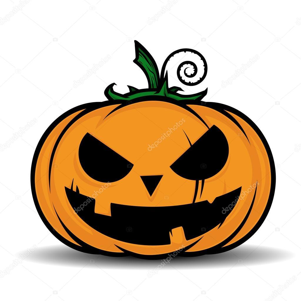 Vector illustration of cartoon halloween pumpkin stock vector vector illustration of cartoon halloween pumpkin stock vector thecheapjerseys Images