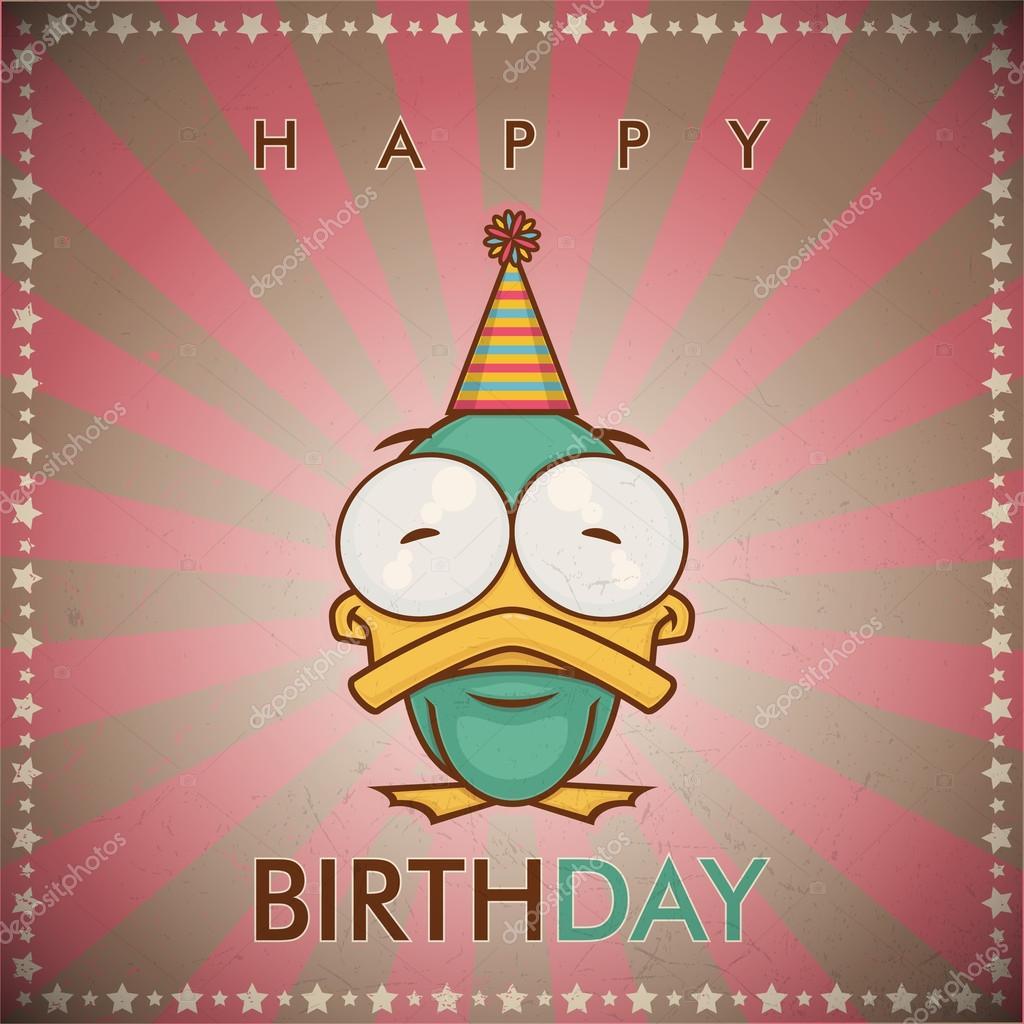 Поздравления с днем рождения утят