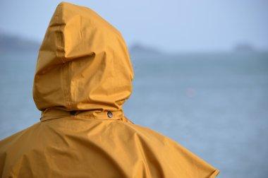 Waterproof Hooded Figure