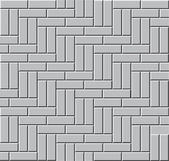 Photo The gray paving stone, seamless, pattern