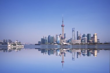 Shanghai Pudong cities