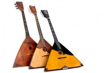 Three balalaika