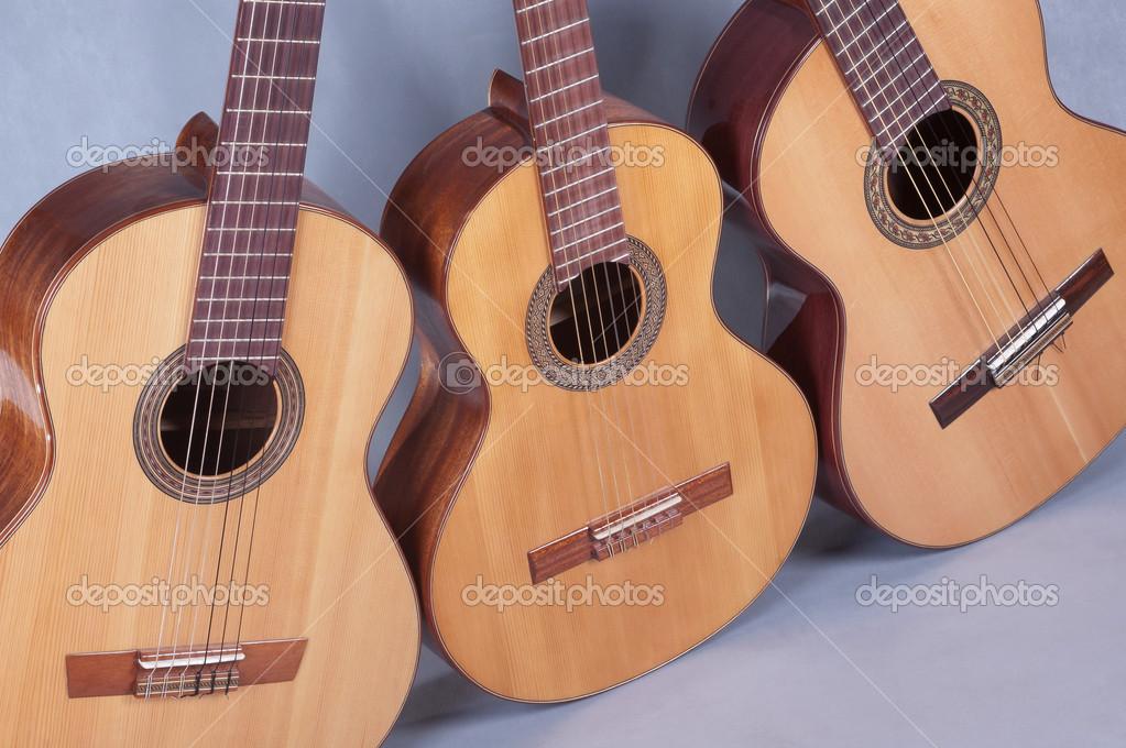 flamenco guitar street