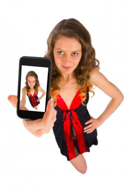 Sexting with Smartphone