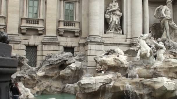 Fontana di trevi, Řím, Itálie