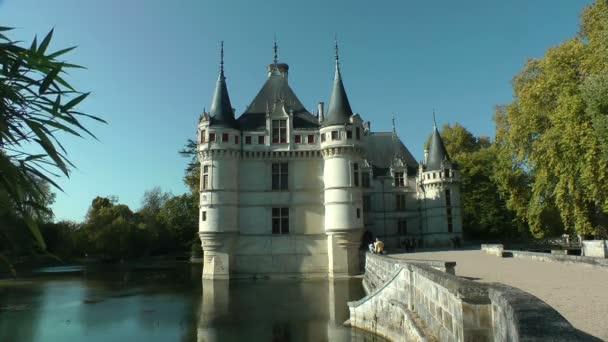 Azay le Rideau vár, Franciaország