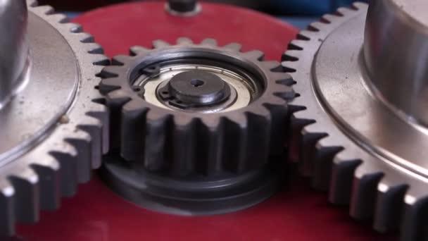 industria pesante - ingranaggi industriali