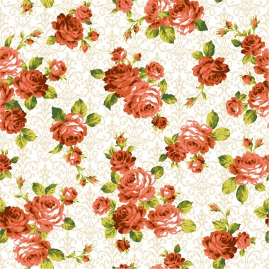 Rose seamlessly