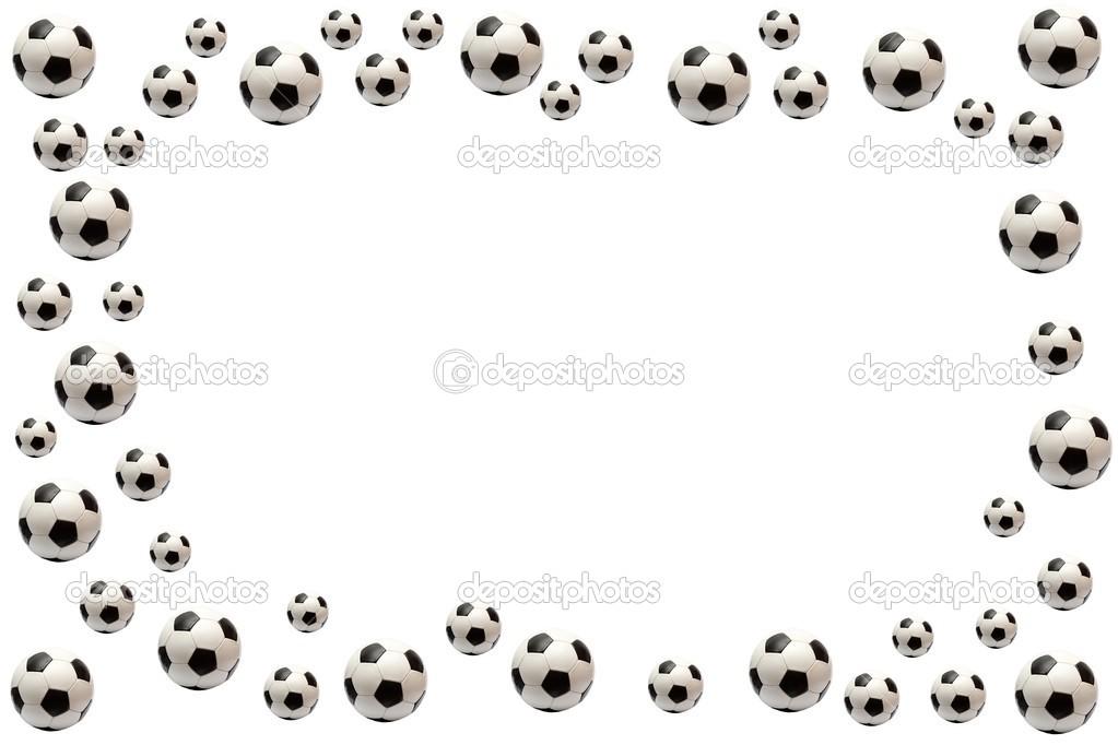 Moldura De Bola De Futebol Stock Photo 169 Knut Wiarda