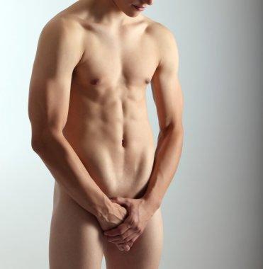 Sensual male body
