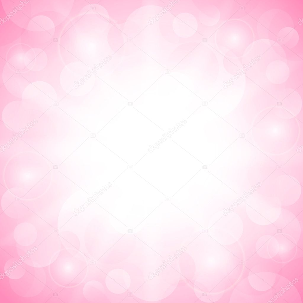 Romantic pink background
