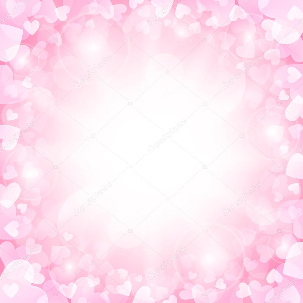 Pink Valentines Background U2014 Stock Vector #39596313