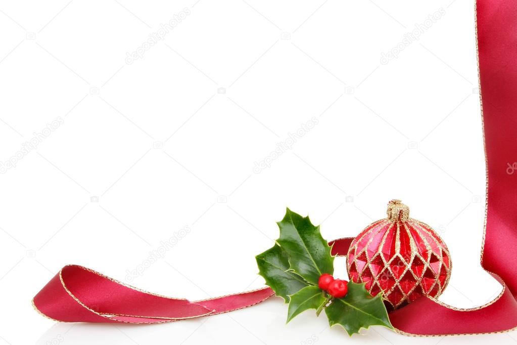 marco decorativo de Navidad — Foto de stock © griffin024 #14871921