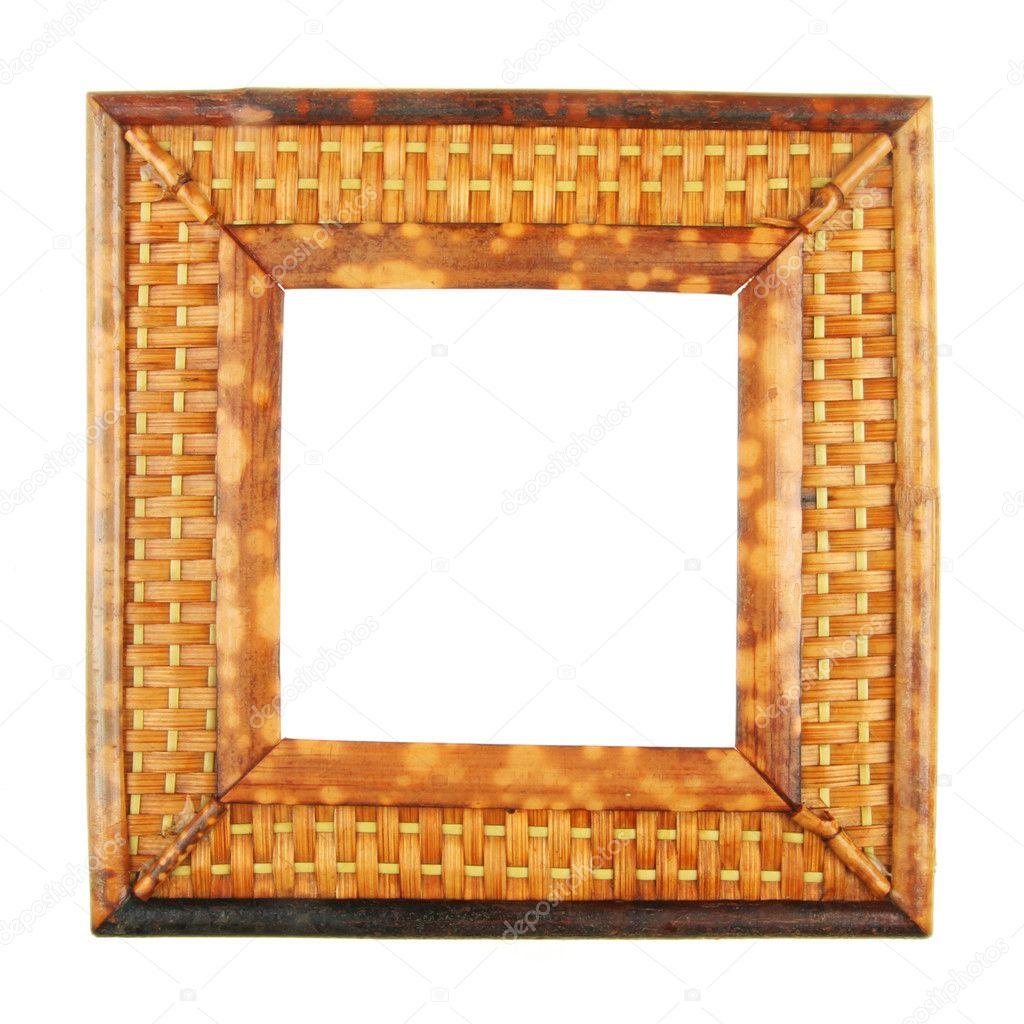 Bambus-Rahmen — Stockfoto © griffin024 #19182461