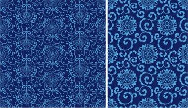 Chinese style seamless pattern
