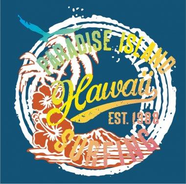 Hawaii the paradise Islands