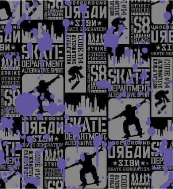 Urban Skateboarding