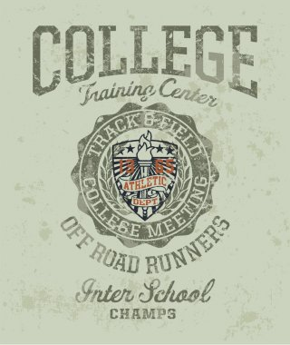 Track & field college meeting