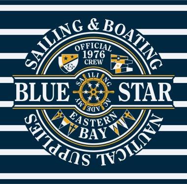 Blue Star sailing & boating