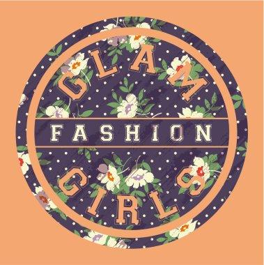 Glamour fashion girls