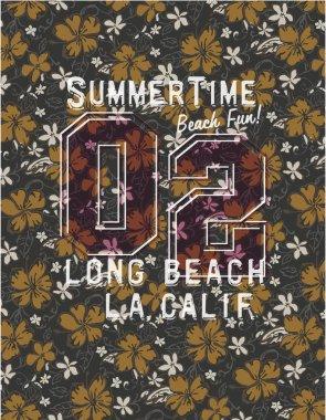 Long beach glamour girl
