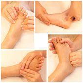 Fotografie massage collection