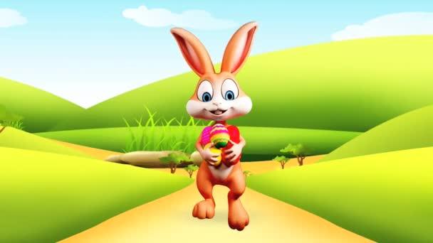Veselé Velikonoce bunny